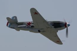 eagletさんが、チノ空港で撮影したプレーンズ・オブ・フェイム Yak-3Uの航空フォト(飛行機 写真・画像)