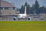 tsubasa0624さんが、横田基地で撮影したエア・トランスポート・インターナショナル 757-2Y0(C)の航空フォト(飛行機 写真・画像)