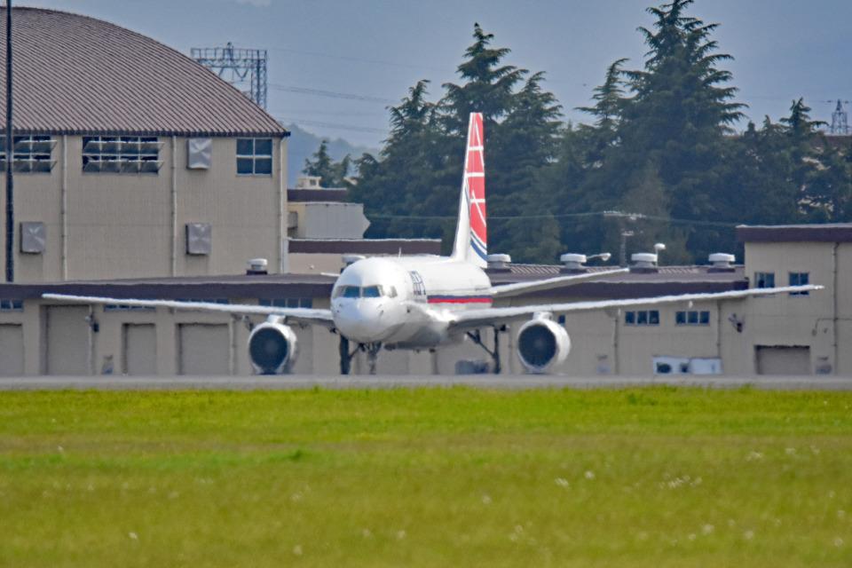 tsubasa0624さんのエア・トランスポート・インターナショナル Boeing 757-200 (N753CX) 航空フォト