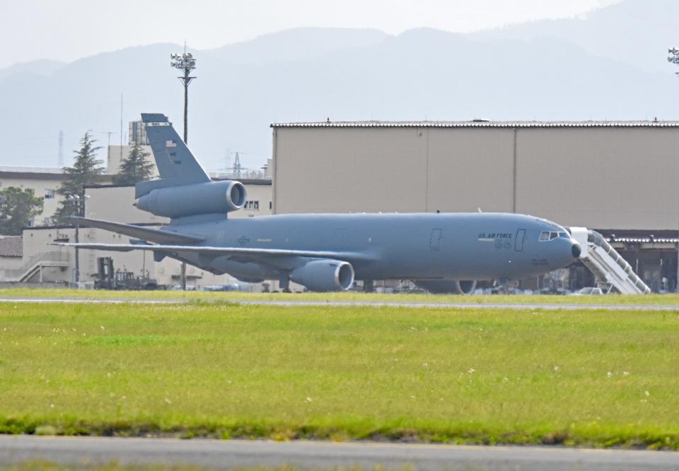 tsubasa0624さんのアメリカ空軍 McDonnell Douglas DC-10 (不明) 航空フォト
