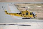 kumagorouさんが、山形空港で撮影したアカギヘリコプター 204B-2(FujiBell)の航空フォト(飛行機 写真・画像)