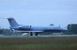 kumagorouさんが、仙台空港で撮影したマレーシア空軍 G-IVの航空フォト(飛行機 写真・画像)