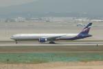 resocha747さんが、仁川国際空港で撮影したアエロフロート・ロシア航空 777-3M0/ERの航空フォト(写真)