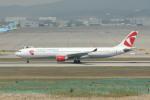 resocha747さんが、仁川国際空港で撮影したチェコ航空 A330-323Xの航空フォト(写真)
