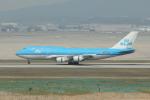 resocha747さんが、仁川国際空港で撮影したKLMオランダ航空 747-406Mの航空フォト(写真)
