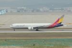 resocha747さんが、仁川国際空港で撮影したアシアナ航空 767-38Eの航空フォト(写真)