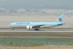 resocha747さんが、仁川国際空港で撮影した大韓航空 777-2B5/ERの航空フォト(写真)