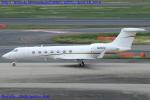Chofu Spotter Ariaさんが、羽田空港で撮影したウェルズ・ファーゴ・バンク・ノースウェスト G500/G550 (G-V)の航空フォト(写真)