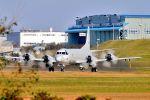 うめやしきさんが、厚木飛行場で撮影した海上自衛隊 P-3C Orionの航空フォト(飛行機 写真・画像)