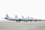うめやしきさんが、厚木飛行場で撮影した海上自衛隊 P-3Cの航空フォト(飛行機 写真・画像)