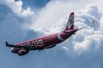pinamaさんが、クアラルンプール国際空港で撮影したエアアジア・エックス A330-343Xの航空フォト(写真)