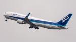 coolinsjpさんが、大連周水子国際空港で撮影した全日空 767-381/ERの航空フォト(写真)