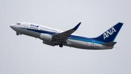 coolinsjpさんが、大連周水子国際空港で撮影した全日空 737-781の航空フォト(飛行機 写真・画像)