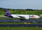 じーく。さんが、成田国際空港で撮影したフェデックス・エクスプレス 777-FS2の航空フォト(飛行機 写真・画像)