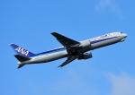 じーく。さんが、成田国際空港で撮影したエアージャパン 767-381/ERの航空フォト(飛行機 写真・画像)