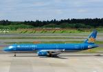 じーく。さんが、成田国際空港で撮影したベトナム航空 A321-231の航空フォト(飛行機 写真・画像)