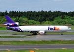 じーく。さんが、成田国際空港で撮影したフェデックス・エクスプレス MD-11Fの航空フォト(写真)