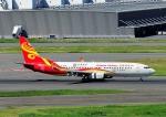 じーく。さんが、羽田空港で撮影した海南航空 737-84Pの航空フォト(飛行機 写真・画像)