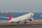 nooochi_84さんが、中部国際空港で撮影した日本航空 777-346/ERの航空フォト(写真)