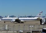 じーく。さんが、羽田空港で撮影したクウェート政府 A340-542の航空フォト(飛行機 写真・画像)