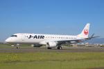 SINGCARGOさんが、伊丹空港で撮影したジェイエア ERJ-190-100(ERJ-190STD)の航空フォト(飛行機 写真・画像)
