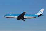 Koenig117さんが、ワシントン・ダレス国際空港で撮影したKLMオランダ航空 A330-203の航空フォト(写真)