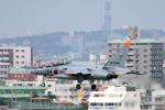 てるやっちさんが、那覇空港で撮影した航空自衛隊 T-4の航空フォト(写真)