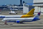 パンダさんが、成田国際空港で撮影したメガ・モルディブ・エア 767-306/ERの航空フォト(写真)