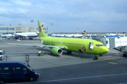 航空フォト:VQ-BVK S7航空 737-800
