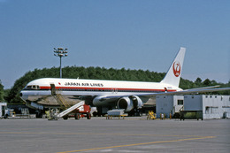ペインフィールド空港 - Paine Field [PAE/KPAE]で撮影された日本航空 - Japan Airlines [JL/JAL]の航空機写真
