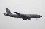 とらとらさんが、厚木飛行場で撮影したアメリカ空軍 GKC-135A Stratotanker (717-148)の航空フォト(飛行機 写真・画像)