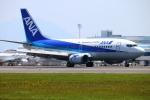 Kuuさんが、鹿児島空港で撮影したANAウイングス 737-54Kの航空フォト(飛行機 写真・画像)