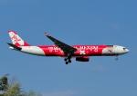 じーく。さんが、成田国際空港で撮影したタイ・エアアジア・エックス A330-343Xの航空フォト(飛行機 写真・画像)