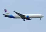 じーく。さんが、成田国際空港で撮影したメガ・モルディブ・エア 767-3P6/ERの航空フォト(写真)