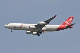 YASKYさんが、成田国際空港で撮影したエア・レジャー A340-212の航空フォト(飛行機 写真・画像)