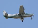 月明さんが、高知空港で撮影した共立航空撮影 208 Caravan Iの航空フォト(飛行機 写真・画像)