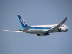月明さんが、高知空港で撮影した全日空 787-8 Dreamlinerの航空フォト(写真)