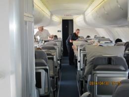 michaelさんが、羽田空港で撮影したルフトハンザドイツ航空 747-830の航空フォト(飛行機 写真・画像)