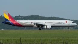 航空フォト:HL8236 アシアナ航空 A321