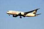 スワンナプーム国際空港 - Suvarnabhumi International Airport [BKK/VTBS]で撮影されたエア・インディア - Air India [AI/AIC]の航空機写真