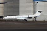 りんたろうさんが、成田国際空港で撮影した北京首都航空 G-V-SP Gulfstream G550の航空フォト(写真)