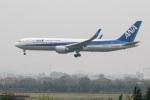 xingyeさんが、青島流亭国際空港で撮影した全日空 767-381/ERの航空フォト(写真)