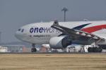 small marshさんが、成田国際空港で撮影したマレーシア航空 A330-323Xの航空フォト(写真)