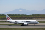 ATOMさんが、新千歳空港で撮影したジェイ・エア ERJ-170-100 (ERJ-170STD)の航空フォト(写真)
