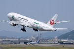 JA8961RJOOさんが、伊丹空港で撮影した日本航空 777-246の航空フォト(写真)