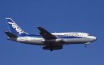 kumagorouさんが、仙台空港で撮影したエアーニッポン 737-281/Advの航空フォト(写真)