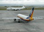 triton@blueさんが、那覇空港で撮影した日本エアシステム A300B4-622Rの航空フォト(写真)