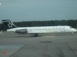 とらとらさんが、ヘルシンキ空港で撮影したブルーワン 717-23Sの航空フォト(飛行機 写真・画像)