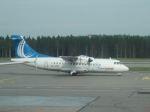 とらとらさんが、ヘルシンキ空港で撮影したフィンコム航空 ATR-42-500の航空フォト(飛行機 写真・画像)