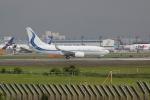 しかばねさんが、成田国際空港で撮影したサムスン テックウィン アヴィエーション 737-7EG BBJの航空フォト(写真)